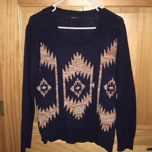 Staccato Sweater size M/L (juniors)